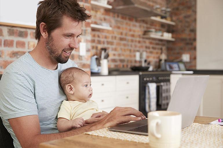 Congé parental ou reprise du travail