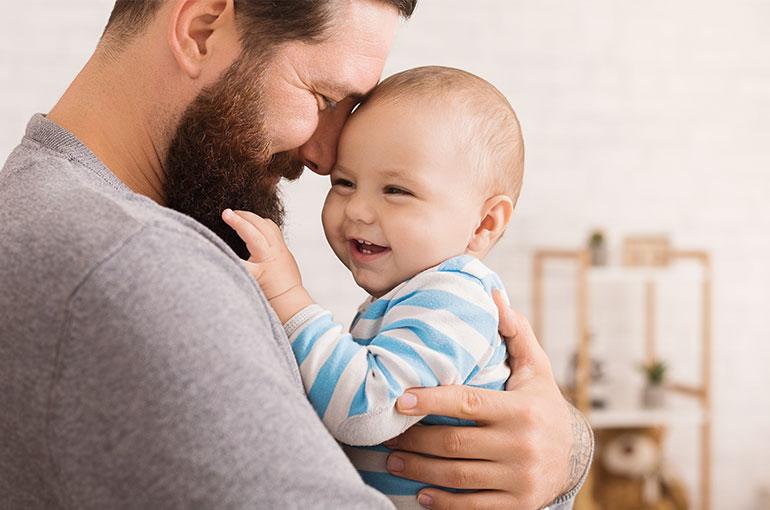 J Ai Pris Un Conge Parental Temoignages De Papas Hello