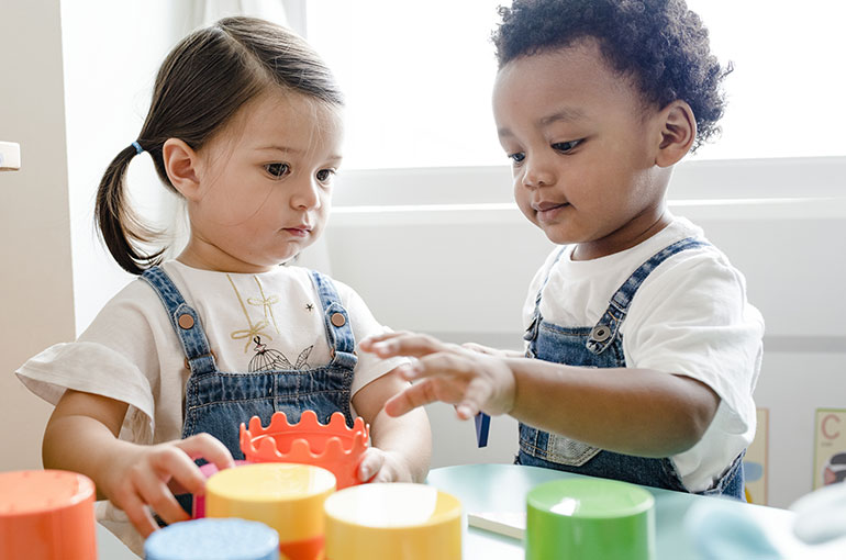 Période adaptation crèche ou assistante maternelle