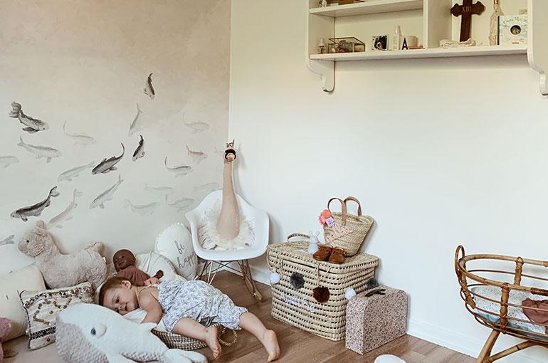 Déco chambre de bébé