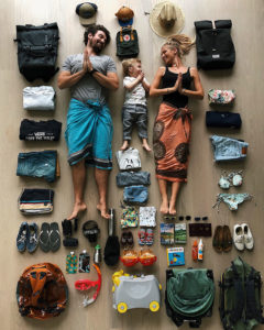 Organisation voyage bébé
