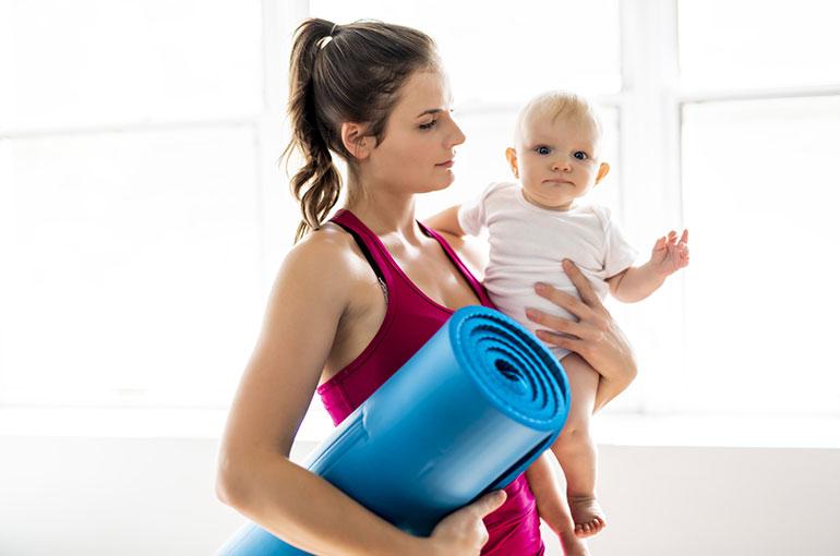 Sport après grossesse