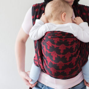portage bébé atelier