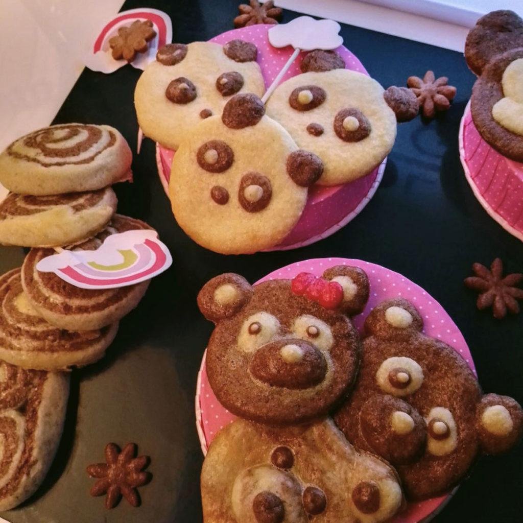 cookies nounours