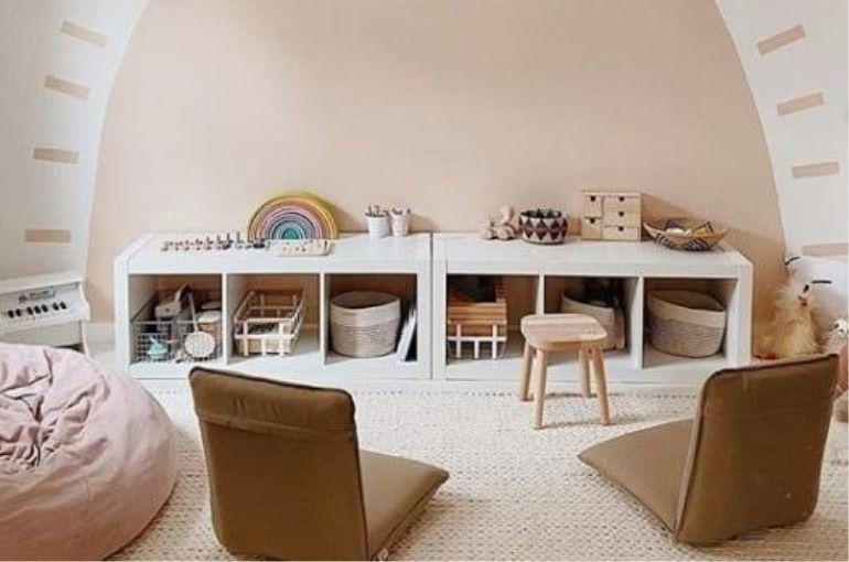 Un aménagement Montessori dans la maison !