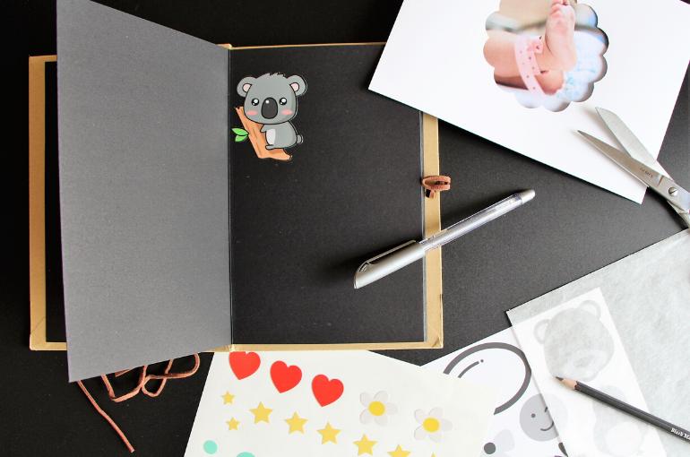 Rassembler ses meilleurs souvenirs en créant un joli album photos DIY!