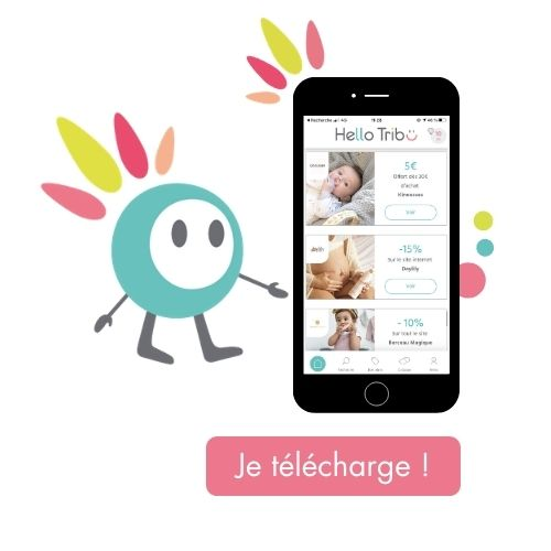 Je télécharge l'application