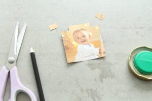 création souvenirs bébé