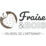 Logo Fraise et bois
